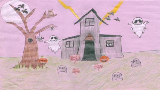 Paige C., Grade 5, Barrhaven Public School