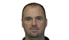 Suspended Chatham-Kent police officer Kenneth Miller in this police handout. (Chatham-Kent Police Service)
