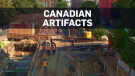 Artifacts found in Montreal made public