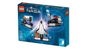 LEGO's Women of NASA set. (LEGO via AP)