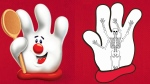 The Hamburger Helper mascot is shown alongside an anatomical image of its inner workings. (Hamburger Helper)
