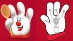 The Hamburger Helper mascot is shown alongside an anatomical image of its inner workings. (Hamburger Helper)