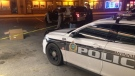 Police were called to Gizzy's Restaurant & Bar in the 3000 block of Ness Avenue at about 8:30 p.m.