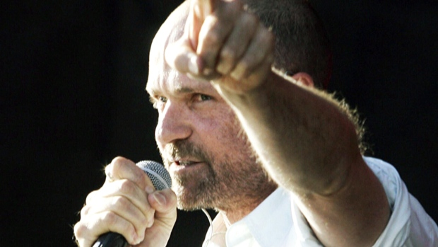 CTV News: Gord Downie dead at 53