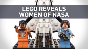 Lego Women of NASA title image