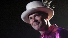 Tragically Hip frontman Gord Downie dead at 53