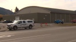 Fernie says two city workers and a contractor died in an ammonia leak at the community's hockey arena on Tuesday.