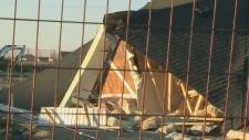 Damaging winds hit across Saskatchewan