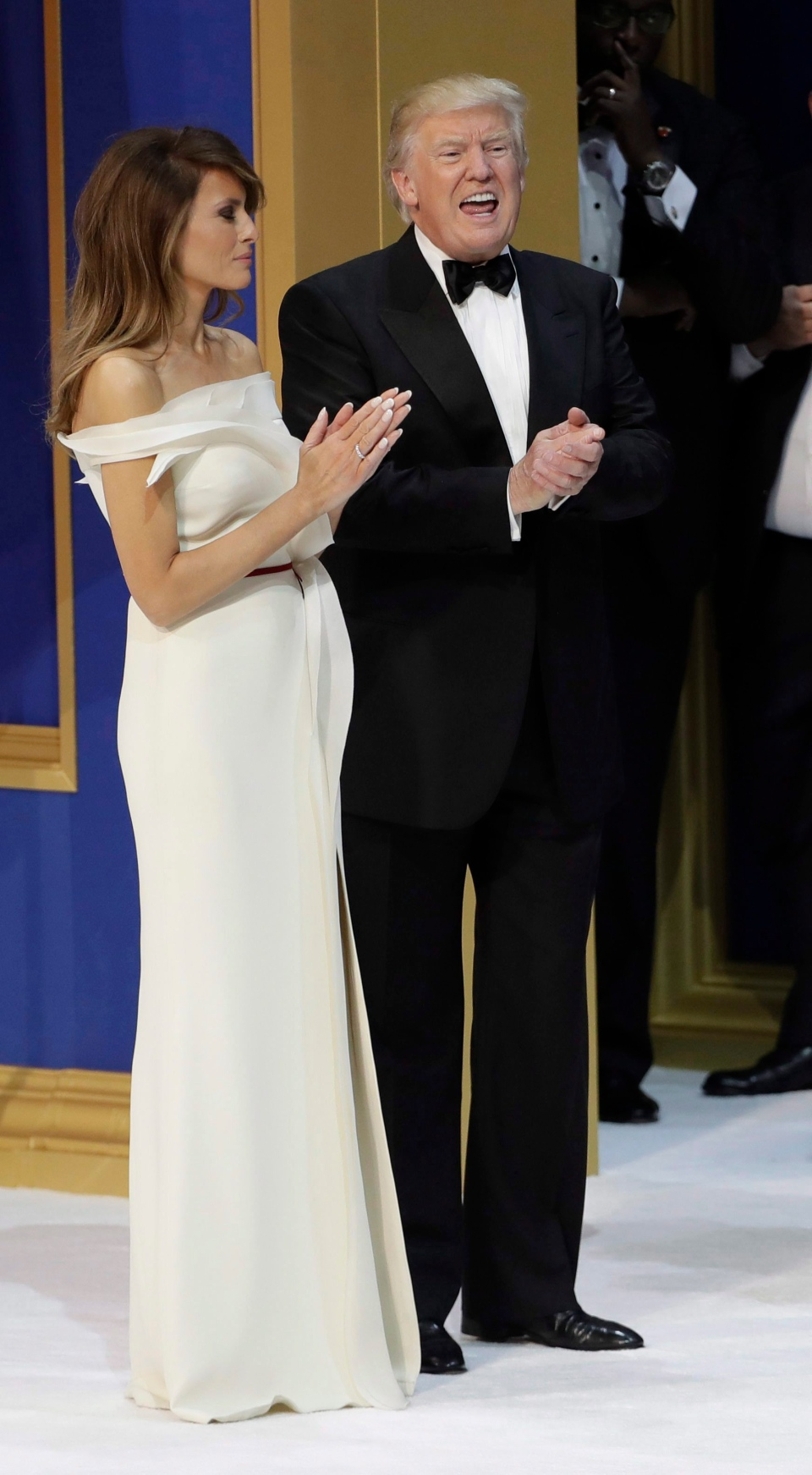 Melania Trump donates inaugural gown to Smithsonian | Lifestyle from ...