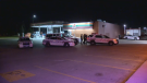 Police said it happened in the 3000 block of Ness Avenue around 8:30 p.m.