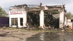 CTV Atlantic: Service station destroyed by fire
