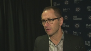 Kevin Donnelly remembers Gord Downie