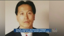 Lawsuit launched by sexual assault victim