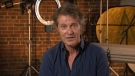 Blue Rodeo founding member Jim Cuddy talks about his friend with Gord Downie in an interview with CTV National News Chief Anchor and Senior Editor Lisa LaFlamme on Wednesday, Oct. 18, 2017.