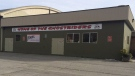 Fernie Memorial Arena, home of the Jr.B hockey team the Fernie Ghostriders, is shown in Fernie, B.C. on Wednesday, Oct.18, 2017. Three people who died after a suspected ammonia leak were doing maintenance work on ice-making equipment at an arena in southeastern British Columbia, says the city's mayor. THE CANADIAN PRESS/Lauren Krugel