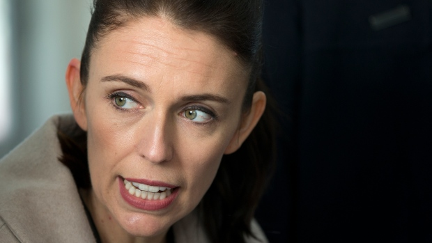 New Zealand gets new leader weeks after election