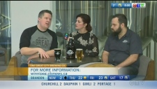 One Great City Brewing Company just opened its doors.  See what Winnipeg's brewing landscape is like and how Manitobans are responding.