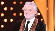 """Founder and president of Just for Laughs accepts the prestigious Icon Award at the 2017 Canadian Screen Awards in Toronto on Sunday, March 12, 2017. Gilbert Rozon, a giant in the Quebec entertainment industry, is stepping down from various positions amid what he calls """"allegations involving him."""" THE CANADIAN PRESS/Peter Power"""