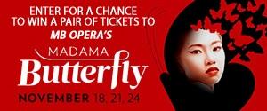 MB Opera: Madama Butterfly Rotator