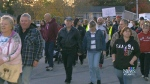 CTV Atlantic: Walk Against Violence in Dartmouth