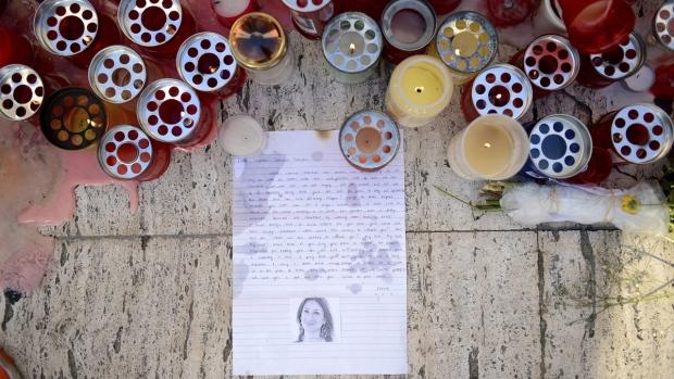 Sons of slain journalist call for Malta leader's resignation