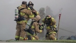 Research shows Ottawa firefighters absorb toxins t