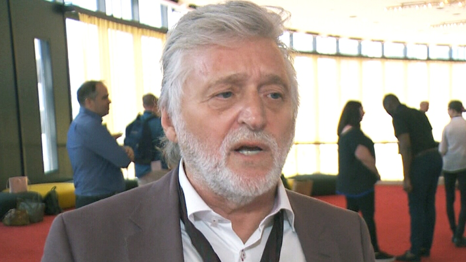 Gilbert Rozon has been charged with rape and indecent assault