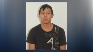 Kevin Yellowbird, 27, is shown in an undated photo released by RCMP. Supplied.