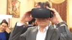 Virtual reality showcases Winnipeg businesses
