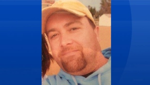 The RCMP say 43-year-old Barry Courtemanche was last seen leaving his Cheticamp home around 8:30 a.m. Wednesday. (RCMP)