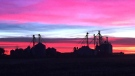 Dorothy Lake Whiteshell Provincial Park Sunrise. Photo by Shawn Trotter.