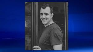 James Hargrave - volunteer firefighter killed