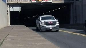 Detroit Windsor tunnel (CTV Windsor)