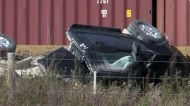 CTV London:  Fatal train crash