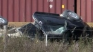 CTV London:  Fatal train crash