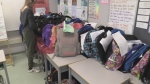 Backpacks to help the homeless