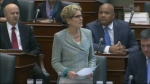 Kathleen Wynne, Bill 52, Quebec