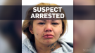 Suspect arrested