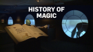Exhibit combines Harry Potter and history of magic