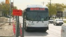 Assaults on Winnipeg Transit buses