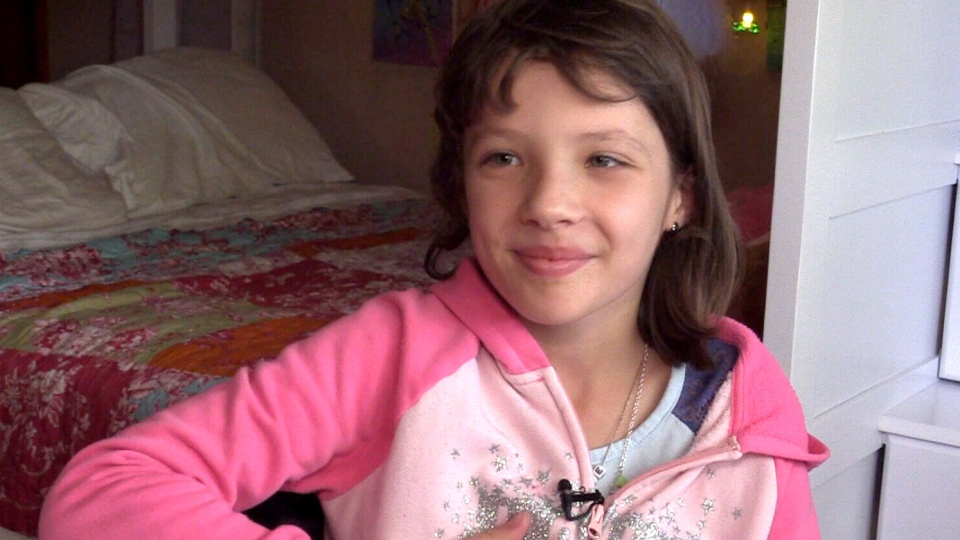 10-year-old girl diagnosed with same cancer as Gord Downie | CTV News