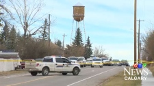 RCMP officer fatally shoots man in Gleichen