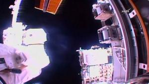 NASA spacewalk for robotic arm repair on ISS