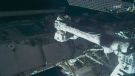 NASA spacewalk for robotic arm repair on ISS