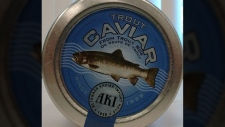 The CFIA says the caviar has been distributed in Alberta, British Columbia, Manitoba, Ontario and Saskatchewan.