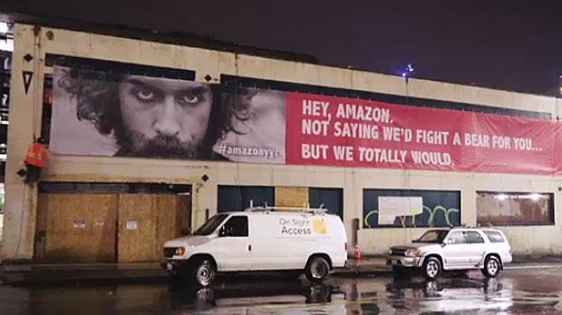 Amazon bid