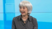Maureen O'Neil, president of the Canadian Foundati