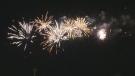 Extended: Diwali fireworks light up Kitchener