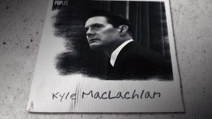 Kyle MacLachlan Pop Life sketch