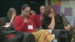 Catcheway family speaks at MMIWG hearings